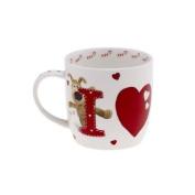 Boofle Mug - I Heart You