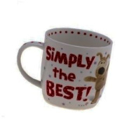 Boofle Mug Simply The Best