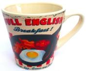 ECP Design Full English Breakfast Conical Mug