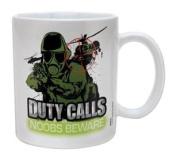 Pyramid International Duty Calls Ceramic Mug