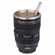 Camera Lens Mug/Lens Coffee Mug