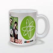 Big Bang Theory - Mug Superhero Quips