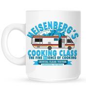 Heisenberg's Cooking Class Mug