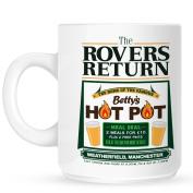 The Rovers Return Mug