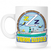 Team Zissou Mug