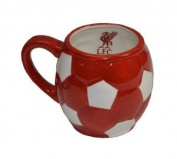 Liverpool Mug, Football Shaped