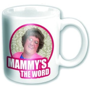 Official Mrs Browns Boys - Mammy's The Word - Mug