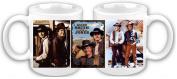ALIAS SMITH AND JONES CULT TV TRIBUTE COFFEE MUG