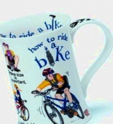 "Dunoon Cotswold ""How To"" Bike Mug"