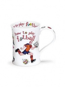 Dunoon How To Play Football Mug