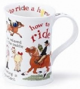 Dunoon How to Ride Mug