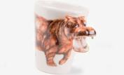 Hippo Handmade Coffee Mug