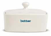 MAKE International Word Range Butter Dish