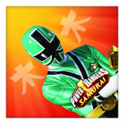 power rangers party napkins pack of 16