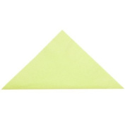 Swantex Lime Zest Napkins 33cm 2ply - Pack of 100 | Disposable Napkins, Party Napkins, Paper Napkins, Dinner Napkins