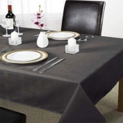 Black Chequers Napkins 4 pack