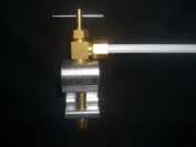Reverse Osmosis Self Piercing Saddle Valve Clamp Connexion Connects To Copper Pipe