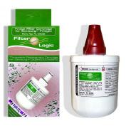 FilterLogic DA29-00003F compatible fridge water filter for Samsung refrigerators