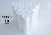 Reverse Osmosis 25cm PP Sediment Water filter Cartridges 10 pack of 5 Micron water filter s