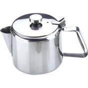 Concorde Tea Pot 470ml capacity stainless steel teapot.