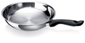 Beka - 20205824 - Frying Pan - Gourmet Steak - Stainless Steel - 24 cm