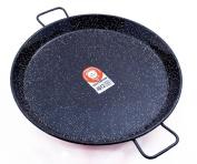 46cm Enamelled Steel Paella Pan