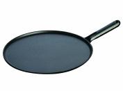 Staub 1213023 Crepe Pan with Cast Iron Handle, 30 cm