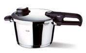 Fissler 620-300-04-070/0 Pressure Cooker Vitavit Premium 4.5 Litre with Insert 22 cm Suitable for Induction