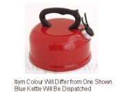 2.1L Whistling Kettle in Blue