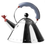 Alessi Stovetop Kettle, Blue