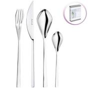 Pinti Pintinox Servizio 24 Piece Cutlery Set Kite