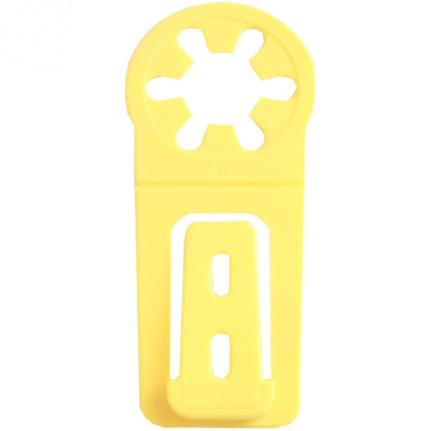 Yellow Personal Drinking Bottle Holder Clip