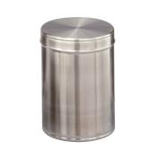 Zeller 27333 Storage Jar 750 ml 10 x 14 cm Stainless Steel
