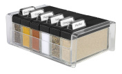 Emsa 508456 Spice Box with Index Compartments
