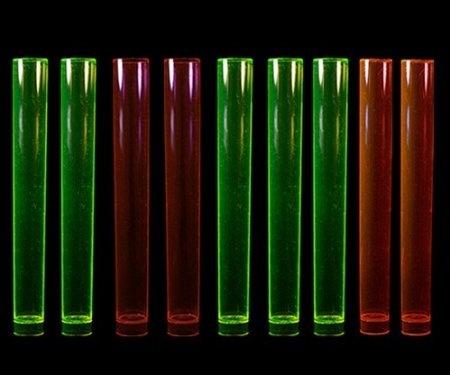aba730d46 Disposable Party Neon Coloured Plastic Test Tube Shot Glasses 35ml ...