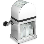 Chrome Ice Crusher by bar@drinkstuff | Manual Ice Crusher, Ice Grinder, Ice Chopper