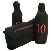 Blind Tasting Covers Numbered 1-10