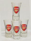 Arsenal FC Shot Glasses