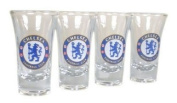 Chelsea F.C. Shot Glass Set
