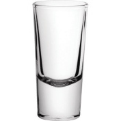 Shooter Shot Glasses 25ml (1 Box of 25 Glasses) Ideal for shots, spirits and parties!