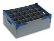 Wine glass storage boxes : Glassjack