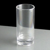 Virtually Unbreakable Plastic Straight Shot Glasses 50ml CE Marked