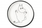 Moomin Plate, Light Blue