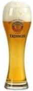 ERDINGER BEER GLASSES SET OF 6 GLASSES HALF PINT, BRAND NEW