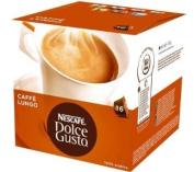 SMALL HOME APPLIANCES - Breakfast - Accessories - 16 Dolce Gusto Caffè Lungo capsules