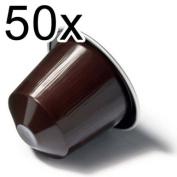 Nespresso Espresso Cosi, Pack of 5, 5 x 10 Capsules