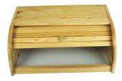 Faveco 145916 Bread Box Wooden 17 cm High