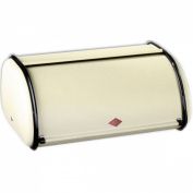 Wesco 212 101-23 Rolling Bread Bin Small Almond
