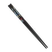 Black Chinese Chopsticks - Dragon Design