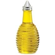 Beehive Glass Oil & Vinegar Dispenser 6oz / 170ml   Oil Bottle, Vinegar Bottle